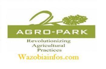Agro-Park Graduate Trainee Program (GTP) 2020