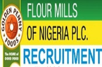 Flour Mills of Nigeria Plc Recruitment 2020