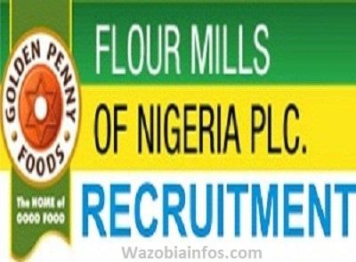 Flour Mills of Nigeria Plc Recruitment 2020