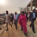 Rotimi Amaechi, Gov. Seyi Makinde and Others Inspects Lagos-Ibadan Rail Line