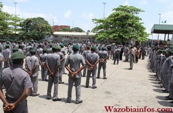 Nigerian Customs Service Final List of Shortlisted Candidates 2020