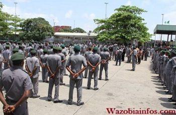 Nigeria Customs Recruitment CBT Test Results 2020