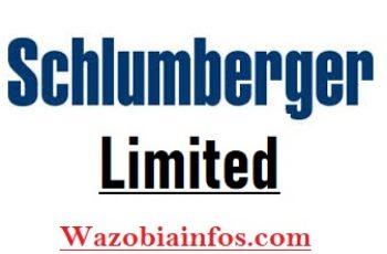 Schlumberger Limited Graduate Recruitment 2020