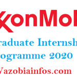 Exxon Mobil Nigeria Graduate Internship Programme 2020 – How to Apply