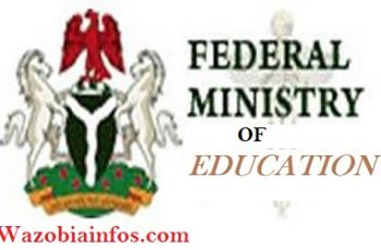 Federal Ministry of Education Undergraduate and Post-graduate Scholarship Awards 2020/2021
