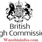 Massive Recruitment at British High Commission (BHC) – Apply Now