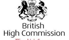 British High Commission (BHC) Job Recruitment 2020
