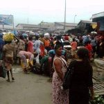 Traders Ignores Wike's Ban on Buying and Selling at Oil Mill Market, Continues Business Activities