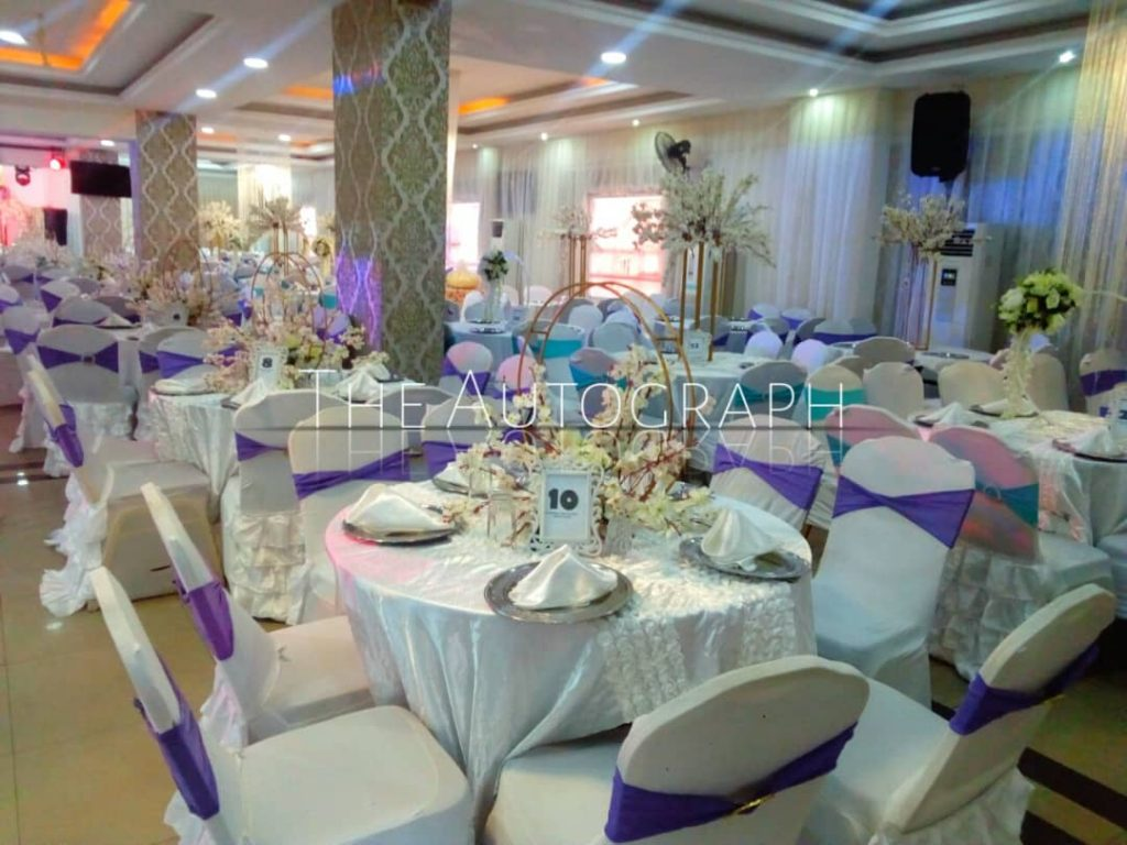 The Autograph - Your One Stop Events Centre