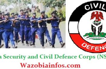 How to Update Your NSCDC Profile
