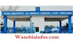 PAMO University of Medical Sciences Academic & Non-academic Job Recruitment 2020