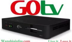 GOtv Installation, Activation, Subscriptions and All You Need to Know About GOtv