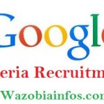 Google Nigeria Recruitment for Government Affairs and Public Policy Manager, Sub-Saharan Africa