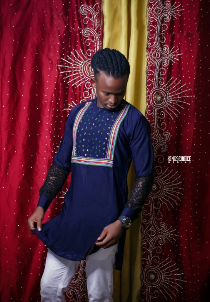 Nollywood Actor and Model Angel Anaele Speaks on his Life and Career