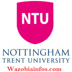 Nottingham Trent University Full-fee Scholarship 2020/2021 for Undergraduate International Students – UK