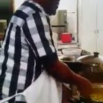 Gov. Wike Spotted Cooking In The Kitchen Ahead Of Rivers Lockdown
