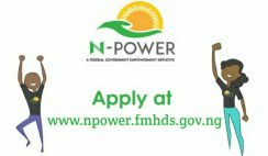 How to Register for N-Power 2020 Recruitment via www.npower.fmhds.gov.ng