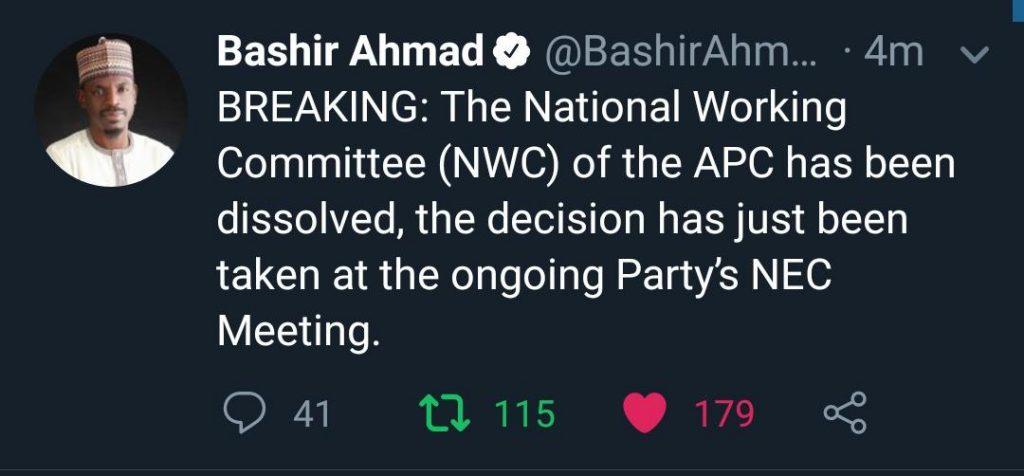 APC NWC Dissolved