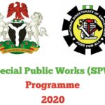 Special Public Works Programme 2020 Recruitment – Application Form & How to Apply