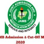JAMB 2020 Cut Off Mark for All Schools – Check Here