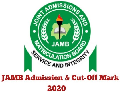 JAMB 2020 Cut Off Mark for All Schools