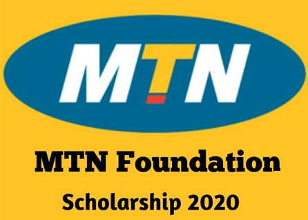MTN Foundation 2020 Scholarship Application Form - Apply Now
