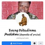 Pastors Facebook Account Hacked, All His Conversations with Married Women Screenshot (Photos)