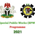 FG 774,000 SPW Job Recruitment 2021 – Application Form & How to Apply