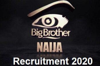 BBNaija 2020 Recruitment Application Form & How to Apply Online