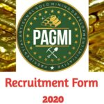 PAGMI Recruitment 2020/2021 Application Form Portal & How to Apply Online