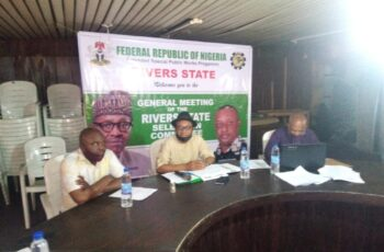 NDE 774,000 Jobs: Rivers State Selection Committee