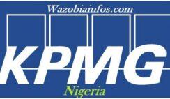 KPMG Nigeria Graduate Trainee Programme 2020 - Apply Now