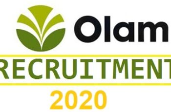 Massive Job Recruitment at Olam International - Apply Now