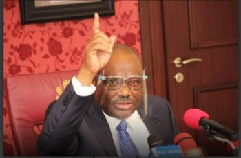 Wike Suspends Port Harcourt Local Government Chairman