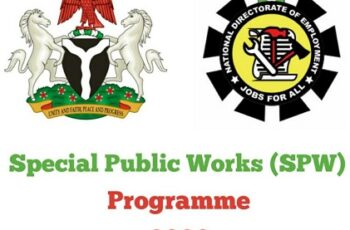 774,000 Jobs Recruitment: Proceed With Special Public Works Program