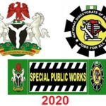 SPW Recruitment 2020 – Special Public Works Programme Form Portal