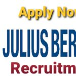Massive Job Recruitment at Julius Berger Nigeria Plc – Apply Now