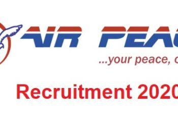 Air Peace Recruitment 2020