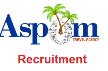 Aspom Travel Agency Graduate Trainee Job Recruitment 2020 - Apply Now