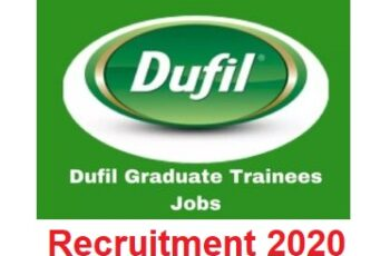 Dufil Prima Foods PLC Graduate Trainee Job Recruitment 2020 - Apply Now