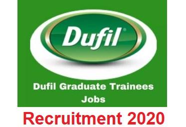 Dufil Prima Foods PLC Graduate Trainee Job Recruitment 2020 - Apply Now