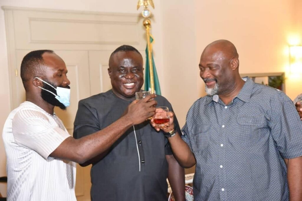 Wike Reconciles Major Actors in 2013 Rivers Assembly Crisis