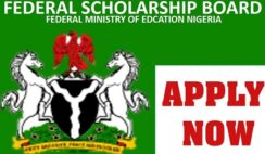 Federal Government Overseas Undergraduate & Postgraduate Scholarship Awards 2020/2021 (BEA) - Apply Now