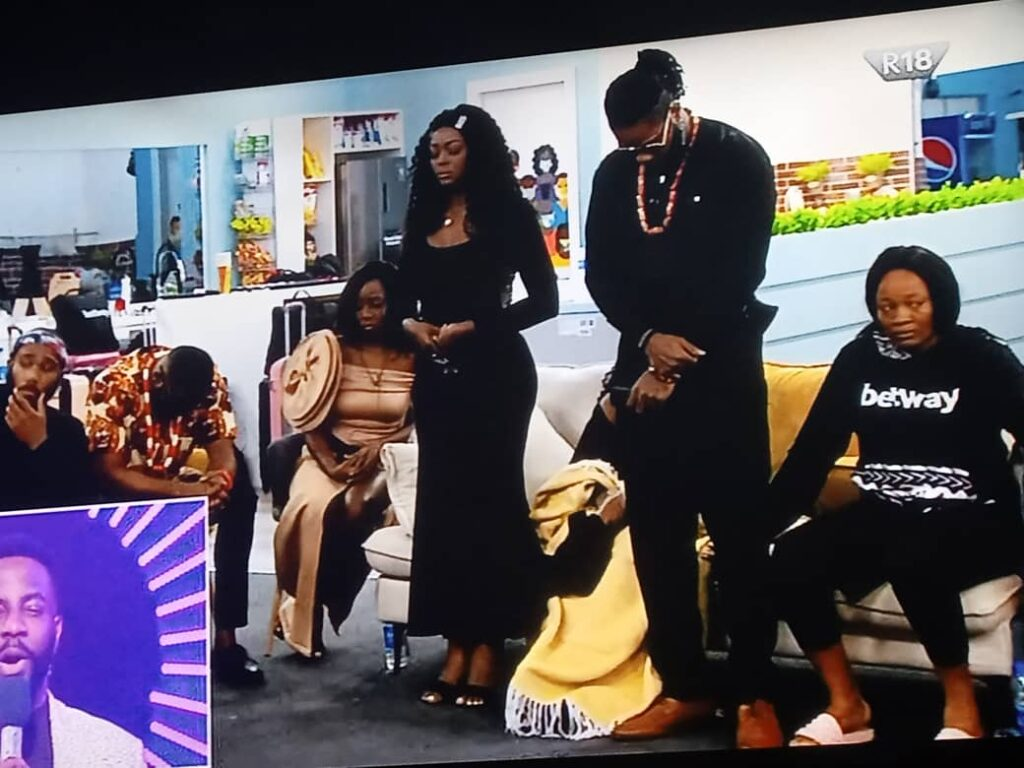 BBNaija 2020: Ka3na Has Been Evicted from Big Brother Naija House