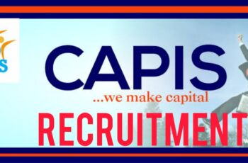 Direct Sales Executives Job Recruitment at CAPIS Financing