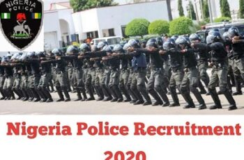 Nigeria Police Recruitment List of Successful Candidates 2020