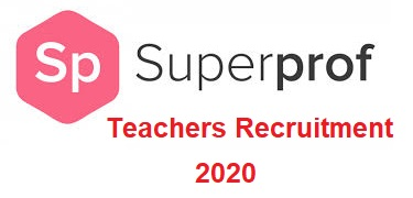 Nationwide Massive Superprof Teachers Recruitment 2020 - Application Form & How to Apply Online