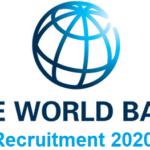World Bank Group Job Recruitment 2020 – Apply Now