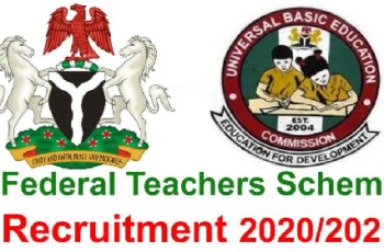 Universal Basic Education Commission (UBEC) Federal Teachers' Scheme (FTS) 2020/2021 - Apply Now