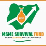 FG MSME Survival Fund Registration Form & How to Apply Online – www.survivalfund.ng